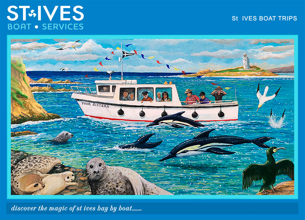 St Ives Boat Ride
